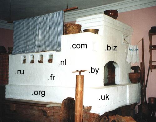 Доменная печь, хуле