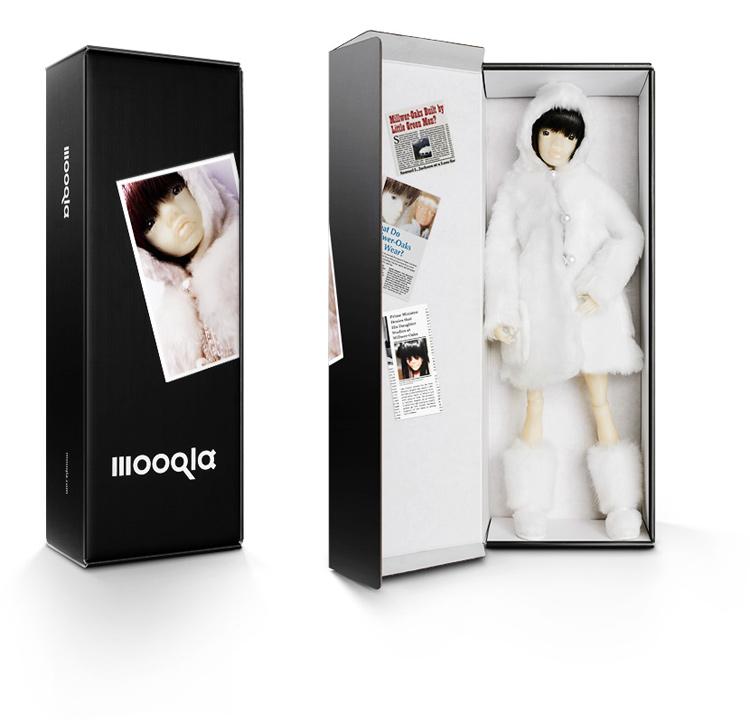 Манекен куклы с большими ногами