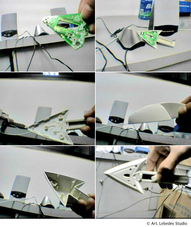 оригами схемы бычок.