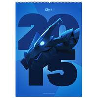 Календарь для «СГ-транса»