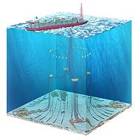 Схема обустройства Штокманского газового месторождения.  Изображение с сайта gazprom.ru.