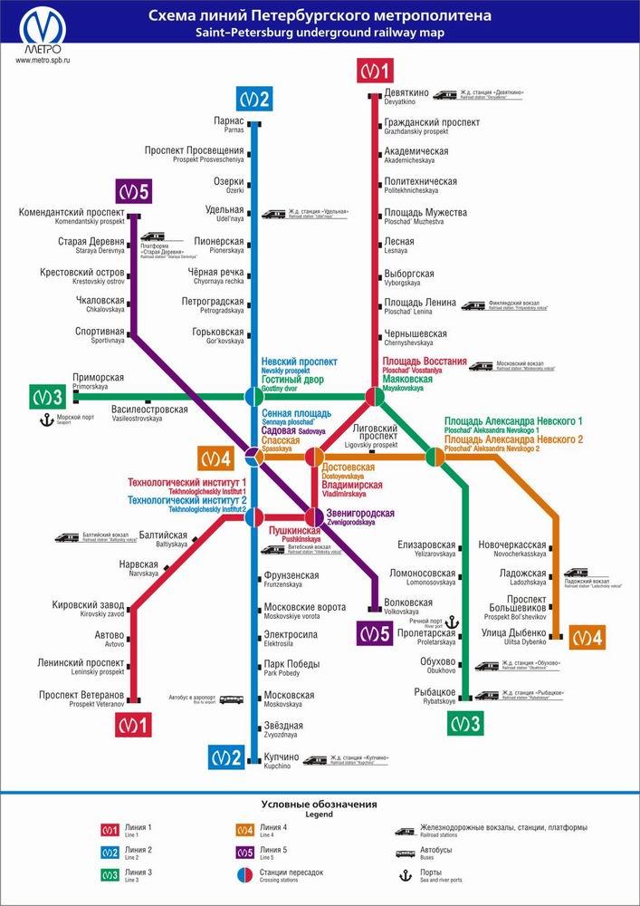 ...Ленина метрополитен им. В. И. Ленина) - скоростная внеуличная транспортная система Санкт-Петербурга и...