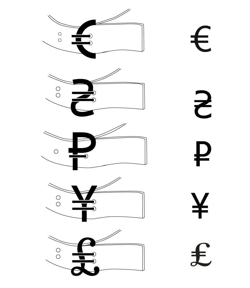 валюты мира картинки и названия