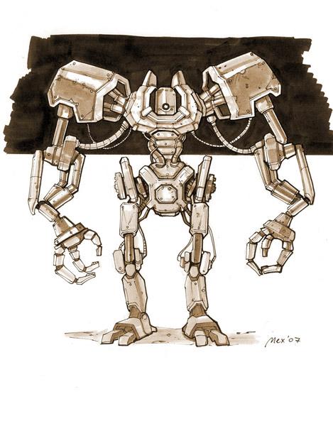 Ctrl The Robot