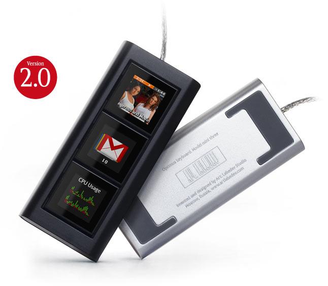 Optimus Mini Three 2.0 - Keyboard Informer