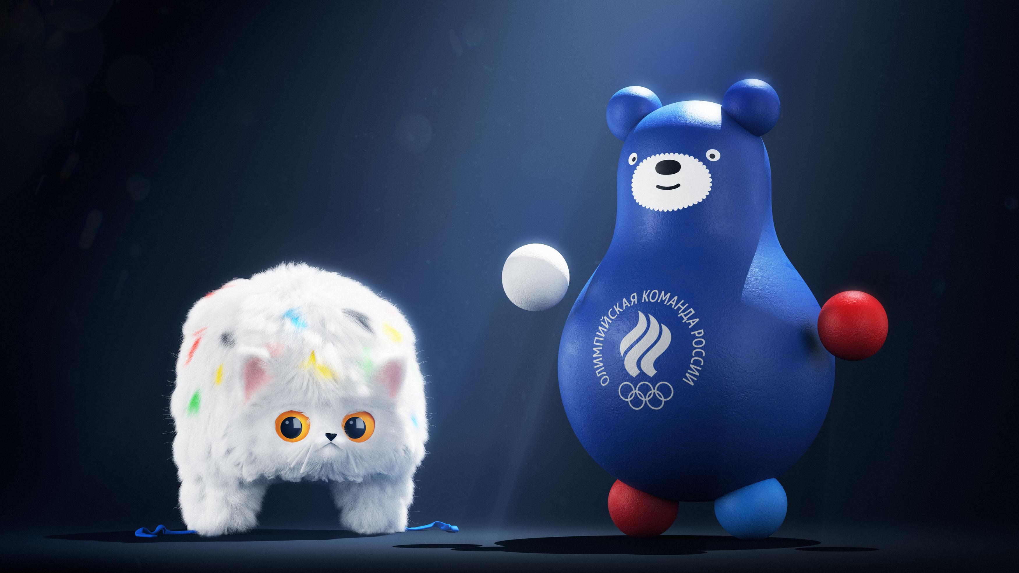 Обо всём - Страница 19 Russian-olympic-mascots