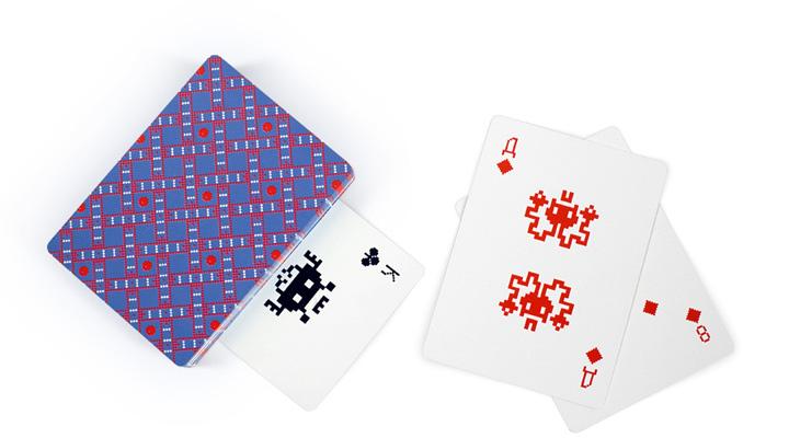 Игральные карты 8-bit
