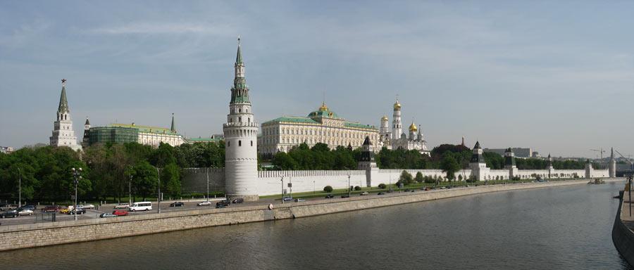 Ответы Mail Ru: Когда стены Московского Кремля стали
