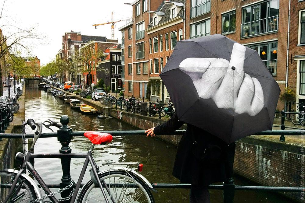 Амстердам смешные фото